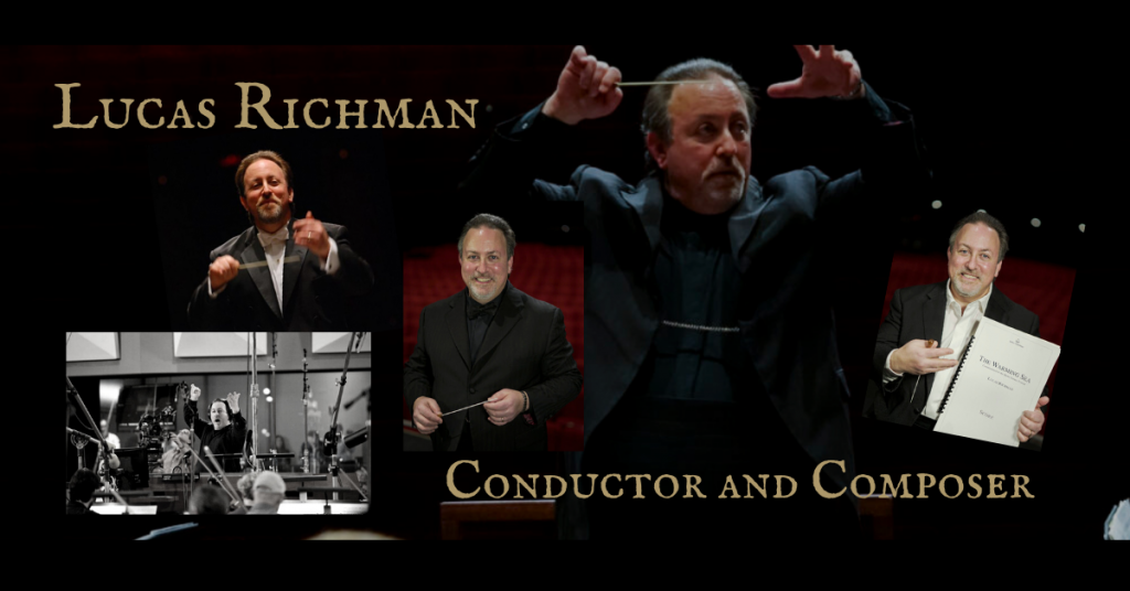 lucas richman conductor and composer graphic