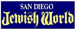san diego jewish world logo