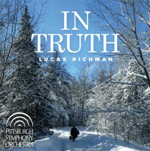 in truth lucas richman album cover graphic