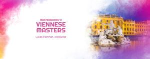 masterworks vi viennese masters lucas richman, conductor graphic