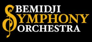 bemidji symphony orchestra logo