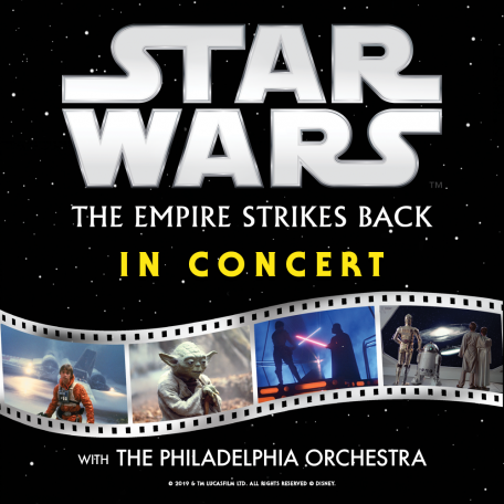 star wars the empire strikes back in concert with the philadelphia orchestra graphic