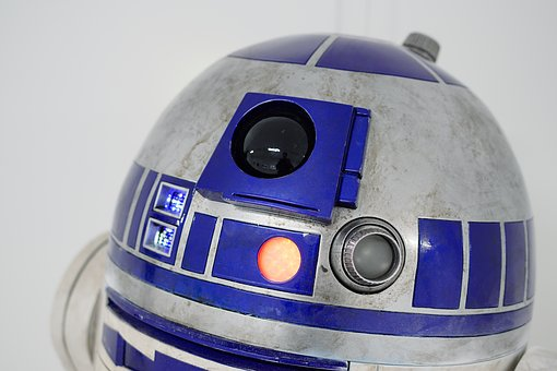 photo of r2d2
