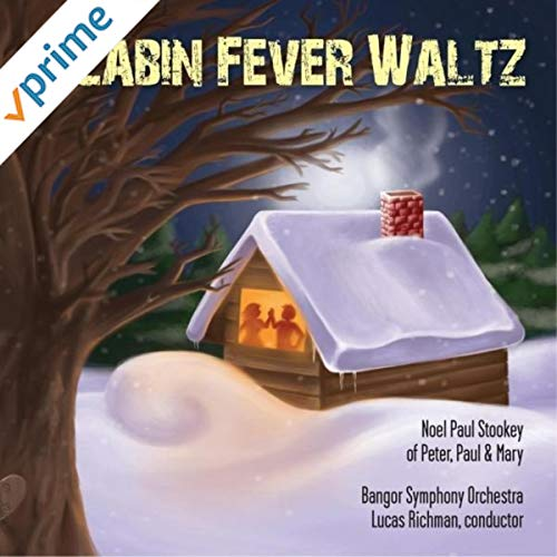 cabin fever waltz cover graphic