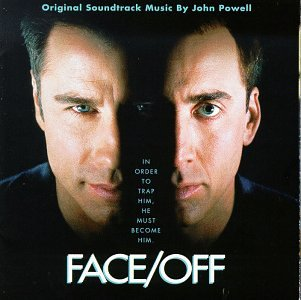 face/off original soundtrack music graphic