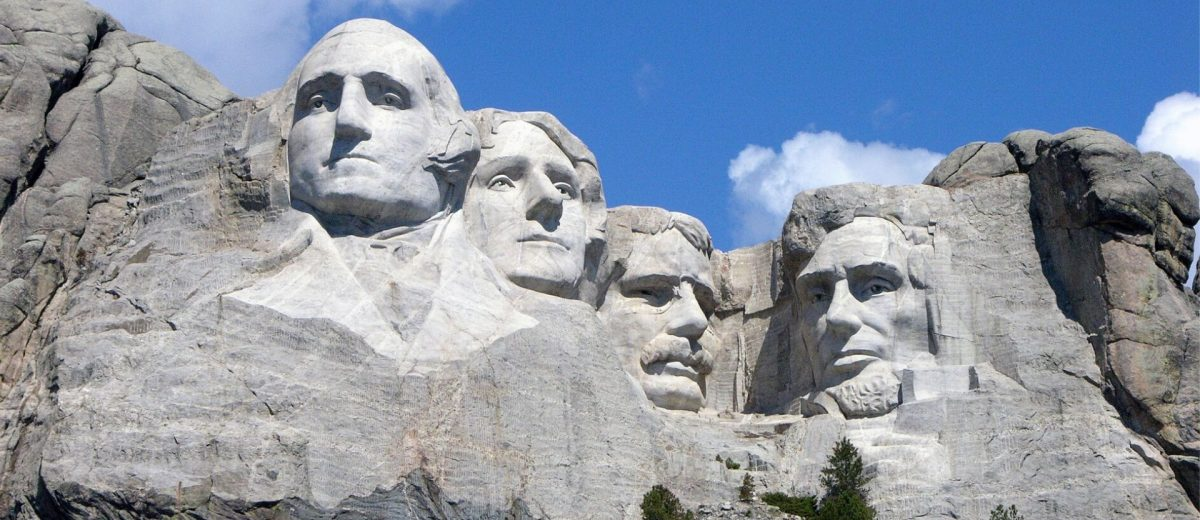 photo of mount rushmore