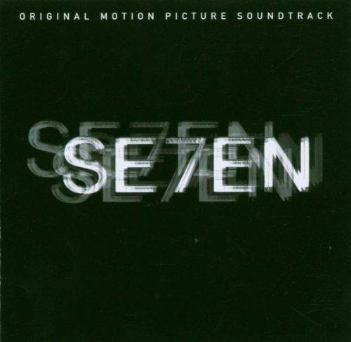 se7en original motion picture soundtrack graphic