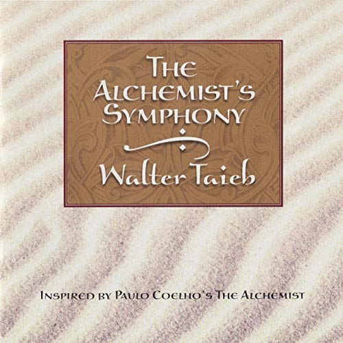 the alchemist's symphony walter taieh cover graphic